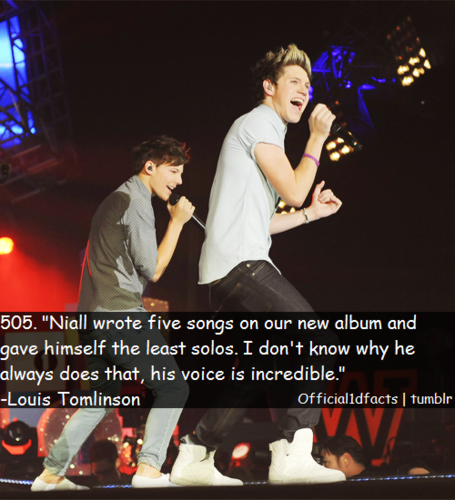 ♡♡♡ 1D Facts ♡♡♡