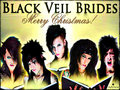  BVB ~ Merry Christmas   - black-veil-brides wallpaper