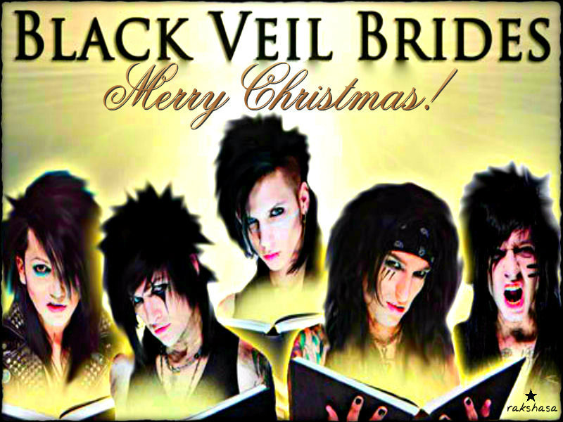 Merry christmas black veil brides pinterest apps directories