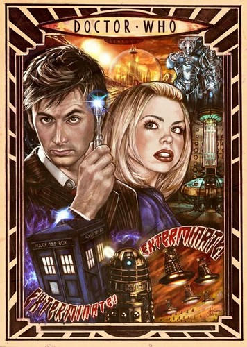 'Doctor Who' Fanart ♥ ♥
