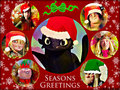 ★ HTTYD Merry Christmas ☆ - how-to-train-your-dragon wallpaper