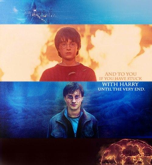 ~Harry Potter Forever!~ - Harry Potter Photo (33097434 ...