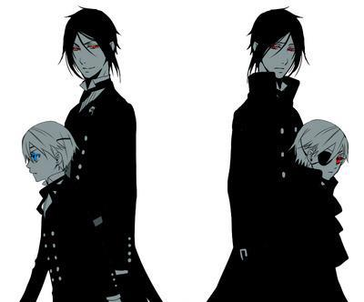 """I will always be oleh your side, Young Master."""