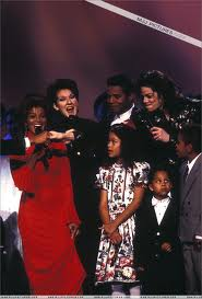 """Jackson Family Honors"" Awards 表示する Back In 1994"