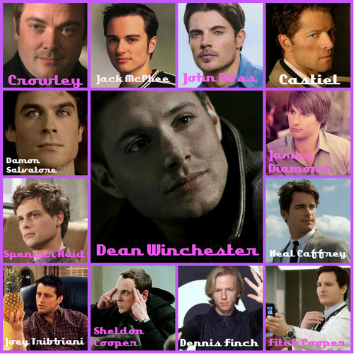 ♥ My Favorite TV Male Characters! ♥
