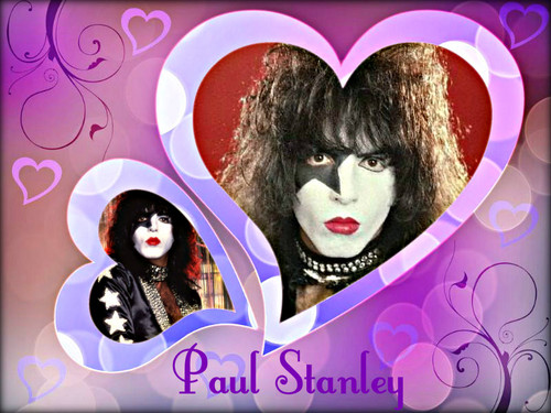 Paul Stanley wallpaper probably containing Anime titled ★ Paul ☆