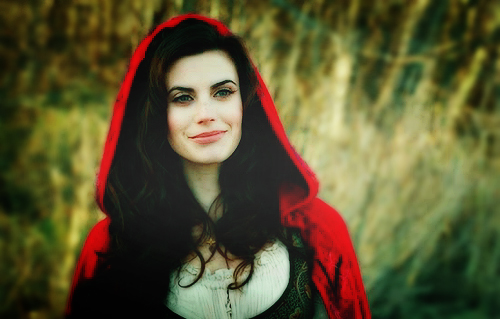 ♥ Red Riding kofia ♥