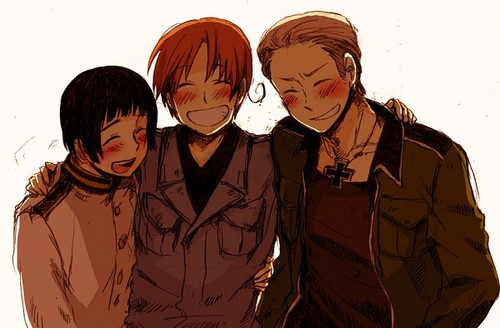 ~The Axis Powers~