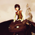 ★ Toothless & Hiccup ☆