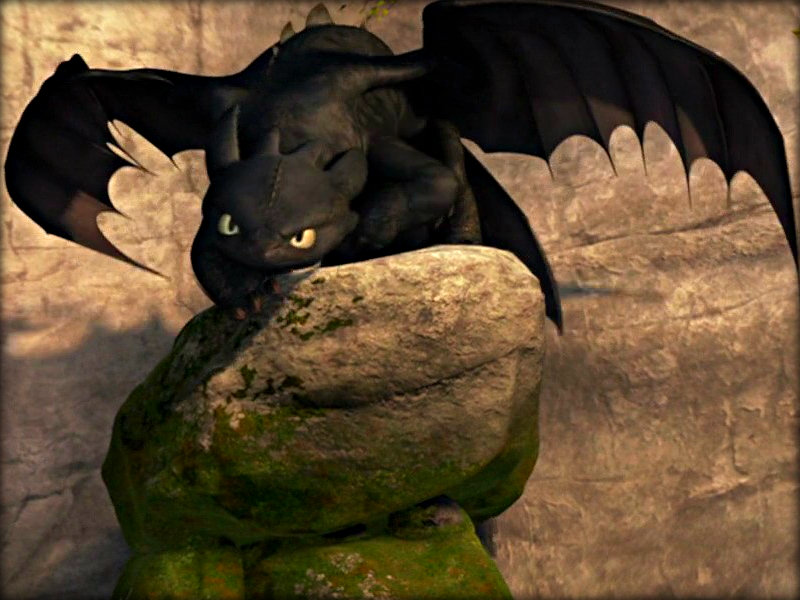 Toothless ☆ - How to...