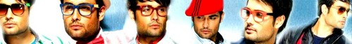 Vivian Dsena Foto possibly with a spatel, spachtel called ღ Vivian Dsena Banner