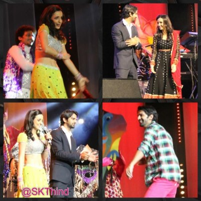@ star parivaar award london 2012 - sanaya-irani Photo