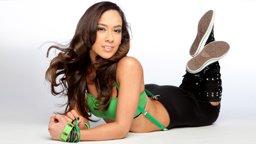25 Days Of Divas - AJ Lee