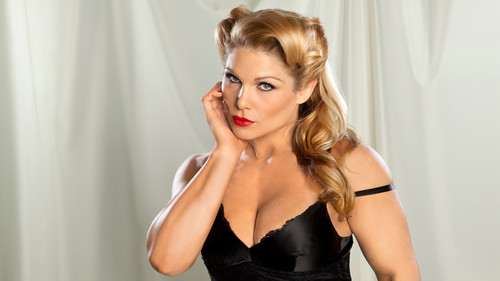 beth phoenix wallpaper probably containing a bustier, a chemise, and attractiveness entitled 25 Days Of Divas