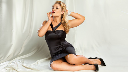 beth phoenix wallpaper probably with a bustier, a cocktail dress, and a leotard entitled 25 Days Of Divas