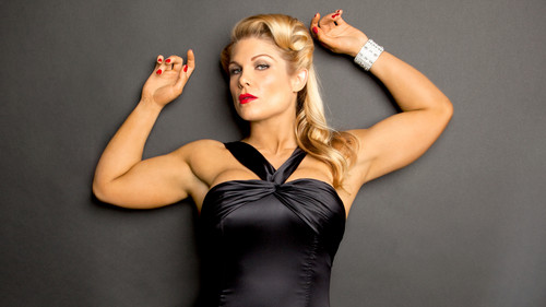 beth phoenix wallpaper probably with a cocktail dress and a leotard entitled 25 Days Of Divas