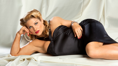 beth phoenix wallpaper containing a leotard, a bustier, and a maillot entitled 25 Days Of Divas