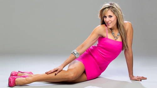 Lilian Garcia achtergrond possibly containing a cocktail dress entitled 25 Days Of Divas