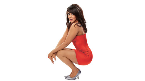 Layla (WWE) fond d'écran possibly containing a leotard, a maillot, and a maillot de bain titled 25 Days Of Divas