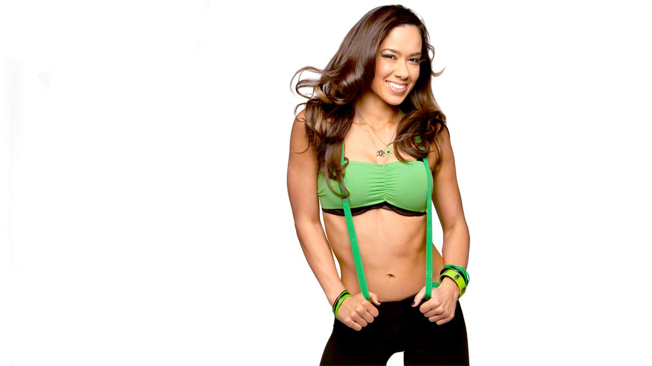 WWE Divas 25 Days of Divas - AJ Lee