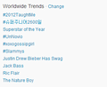 6x10 / Twitter trends for the finale <3 - gossip-girl photo