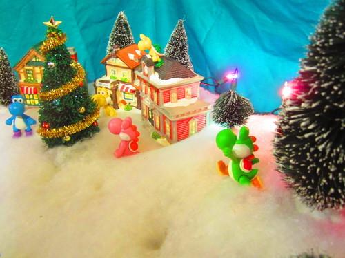 A Yoshi Christmas