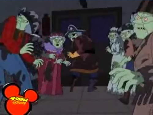All Zombie Finsters