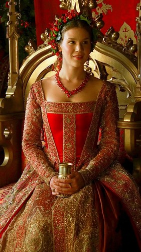 Anne of Cleves, Christmas Queen