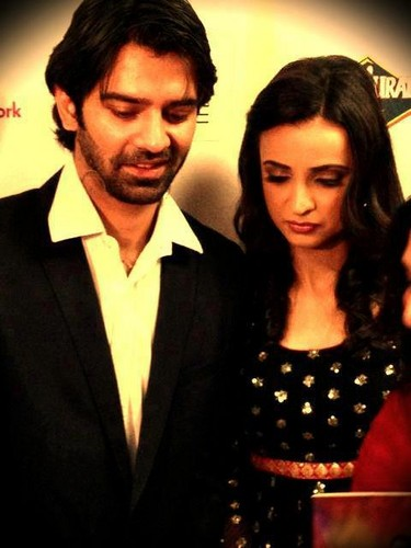 Barun Sobti wallpaper containing a business suit entitled Arushi