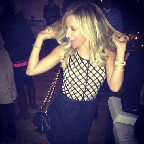 Ashley's Instagram foto