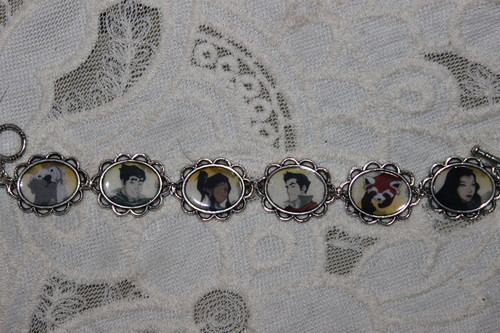 Avatar: The Legend of Korra bracelet