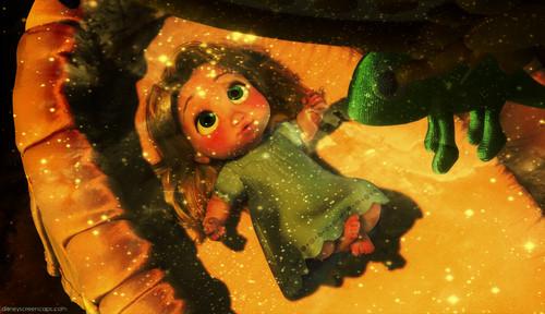Baby Rapunzel :D