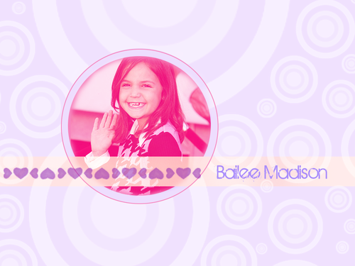 Bailee Madison wallpaper entitled Bailee Madison wallpaper