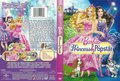 Barbie pelikula DVD covers