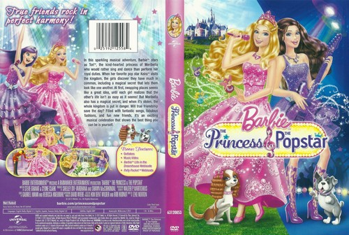 Barbie-Filme Hintergrund called Barbie Filme DVD covers