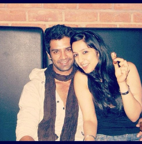 Barun and Pashmeen