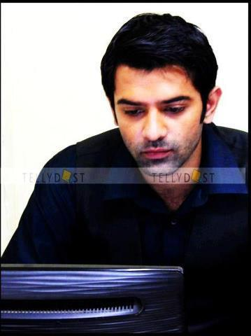 Barun Sobti wallpaper probably containing a business suit entitled Barun