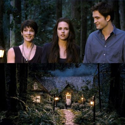 Bella,Edward and Alice