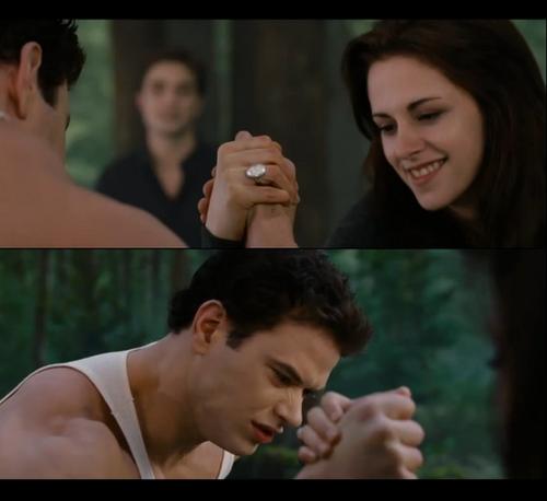 Bella vs.Emmett