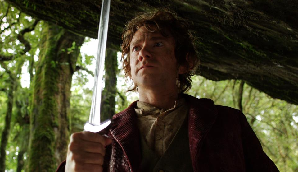 How Bilbo Baggins Is a Hero in the Hobbit
