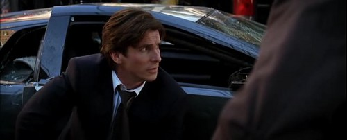 Bruce Wayne screencaps