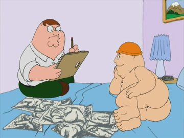 Family guy peter butt naked 2