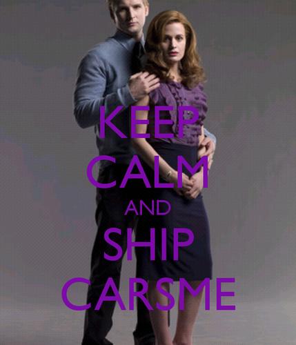 Carlisle & Esme ♥