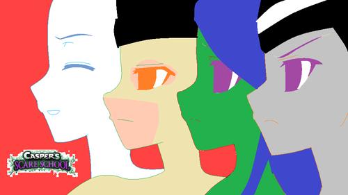 Casper, Ra, Mantha and Thatch