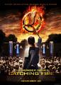 Catching Fire poster - katniss-everdeen photo
