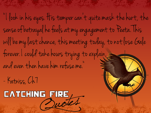 Katniss And Peeta Catching Fire Quotes Catching Fire quotes 8...