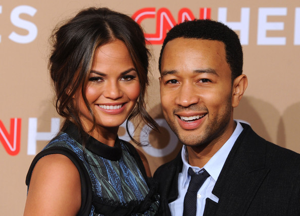 Biracial Beauty images John Legend & Chrissy Teigen ...