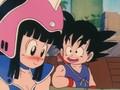 Chichi X Goku (Wedding Promise) Screencaps
