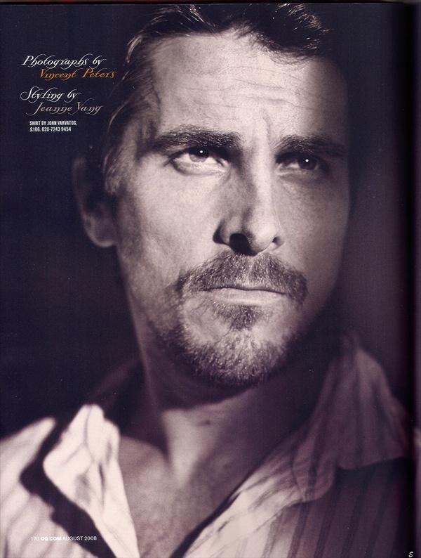 Christian Bale - Christian Bale Photo (33077934) - Fanpop  Christian