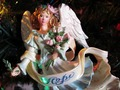 Christmas Angel wallpaper - angels wallpaper